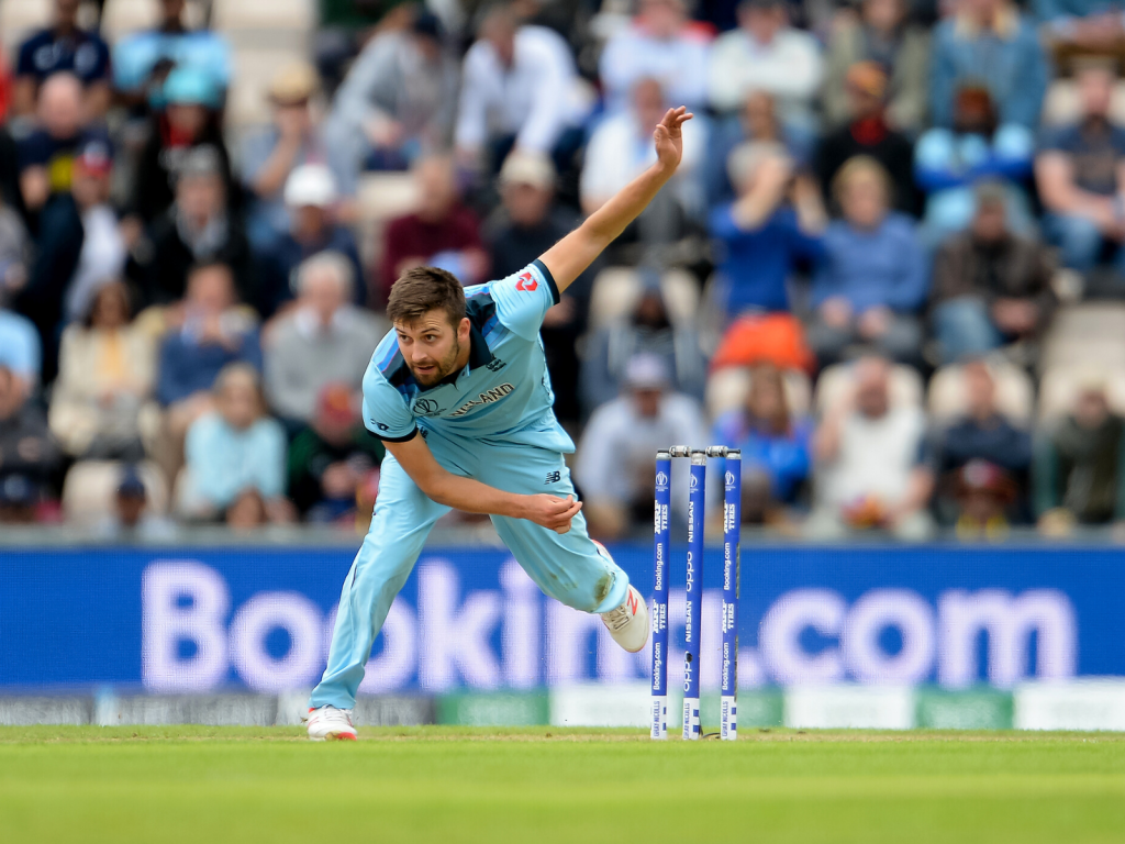 Mark Wood's journey to international cricket