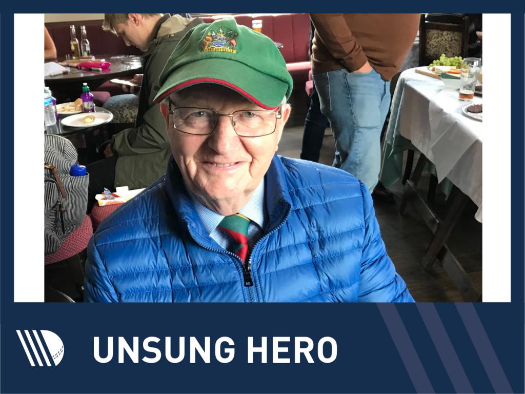 Unsung Hero - Eric Carter