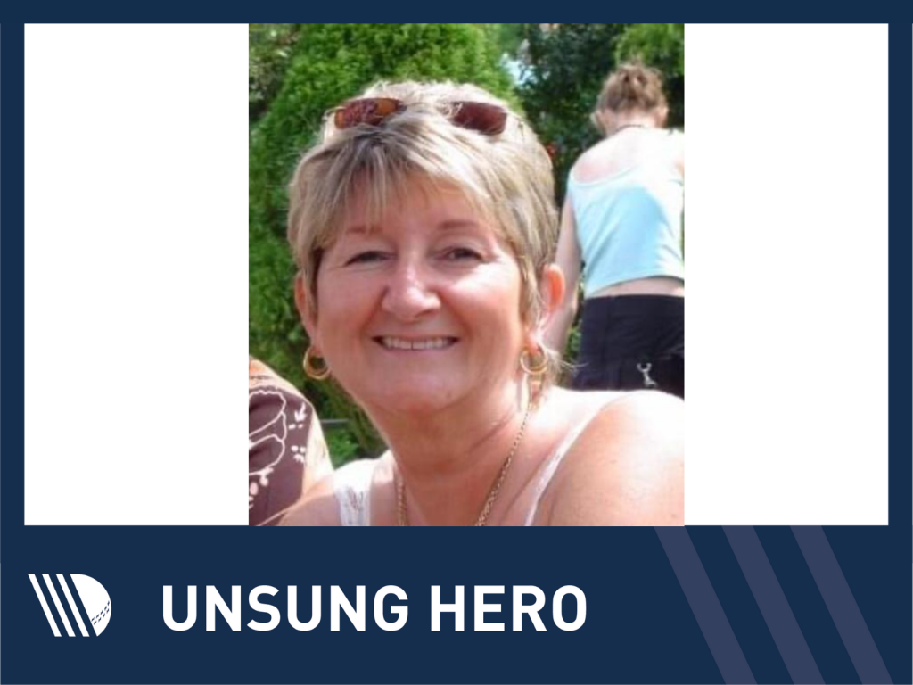 Unsung Hero - Chris Drew