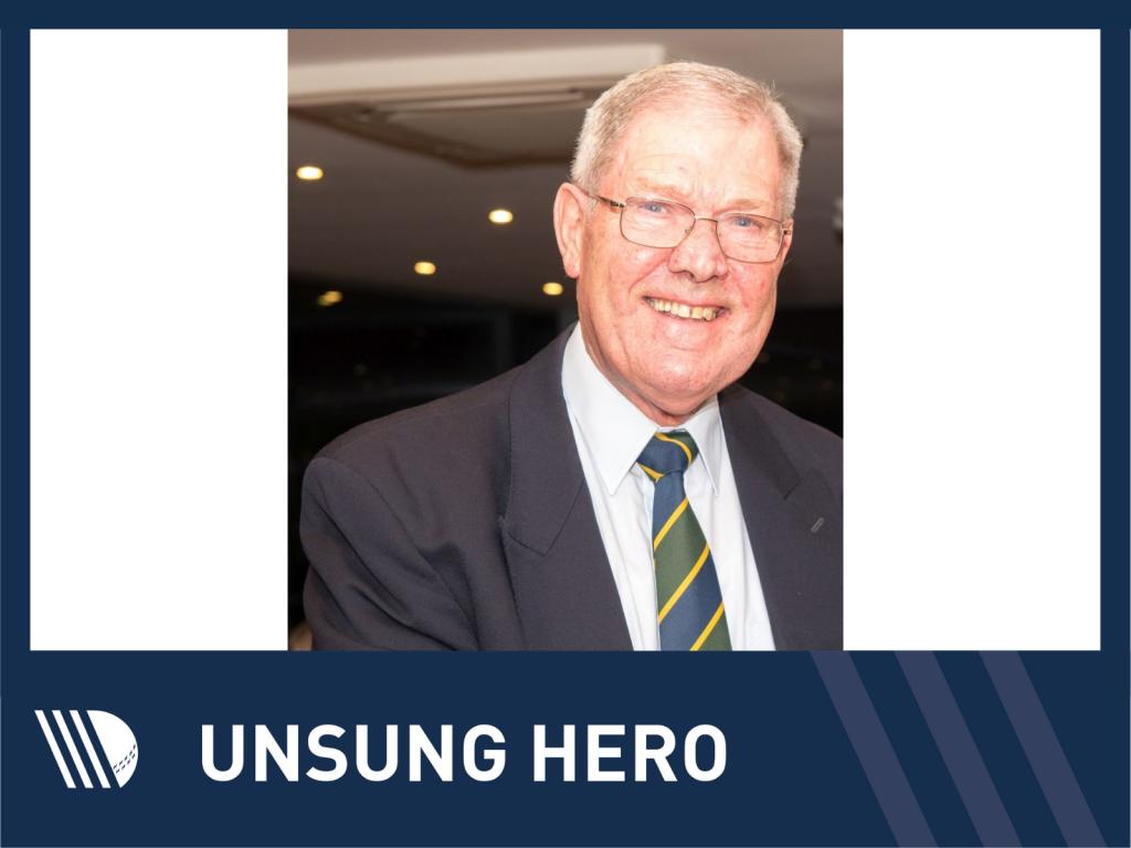 Unsung Hero - Tony Gibbs