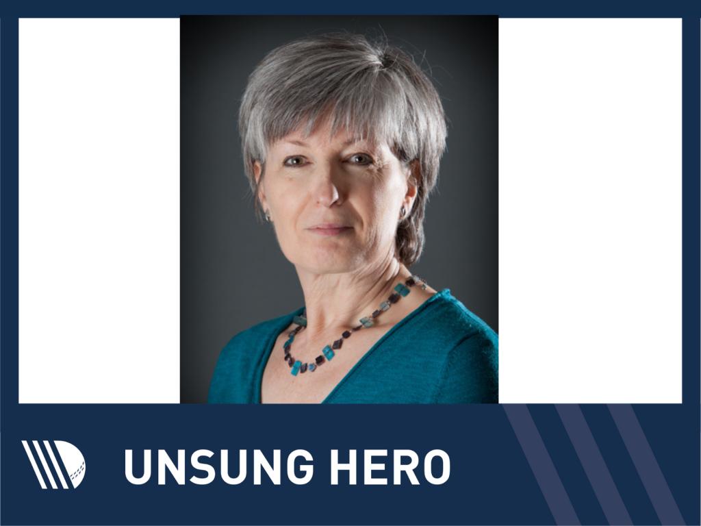 Unsung Hero - Angela Davison
