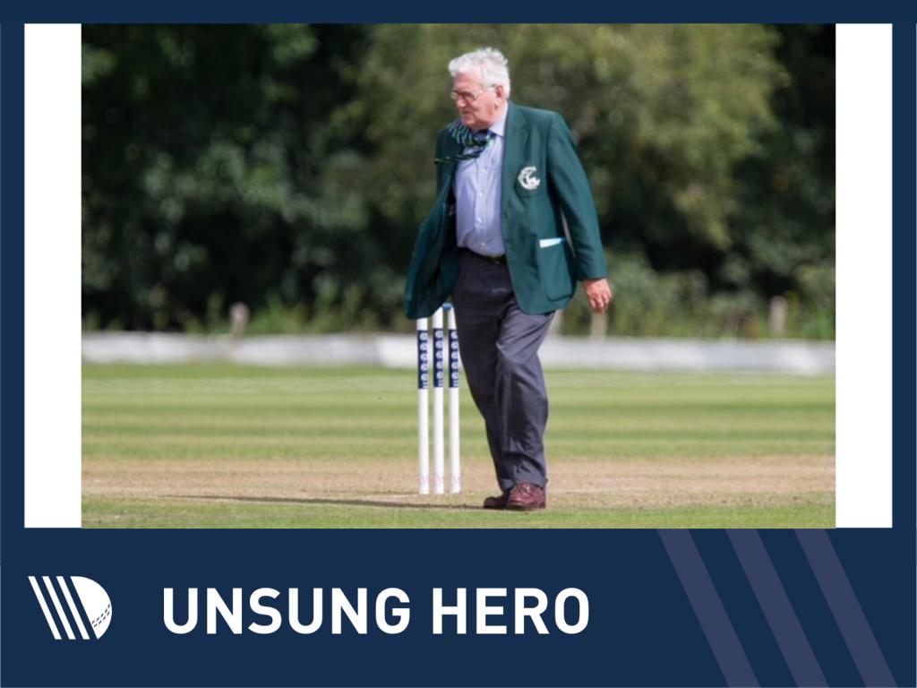 Unsung Hero - Graham Fyffe