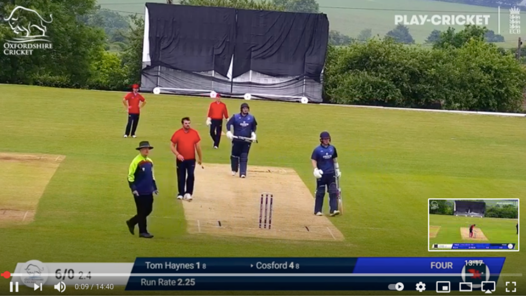 Oxfordshire vs Wales NC - watch the highlights here!