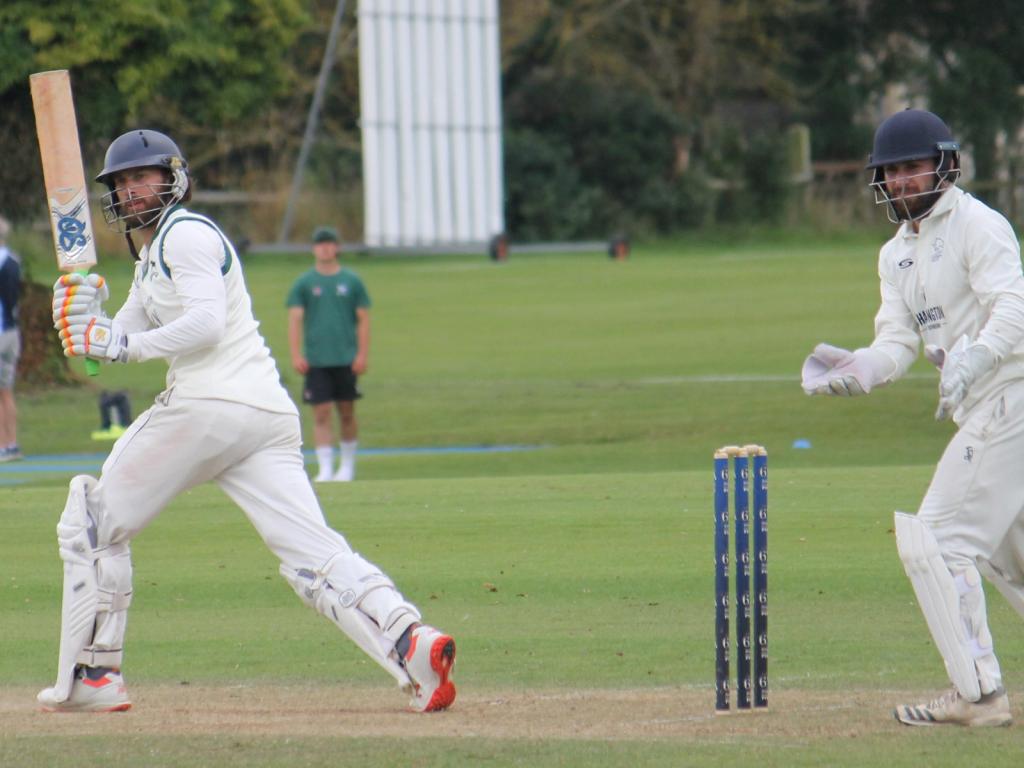 NCCA Championship Match - Wiltshire v Oxfordshire 1-3 Aug
